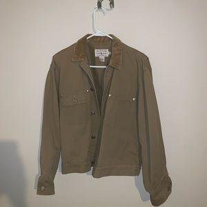 Vintage Womens Ralph Lauren Button Jacket